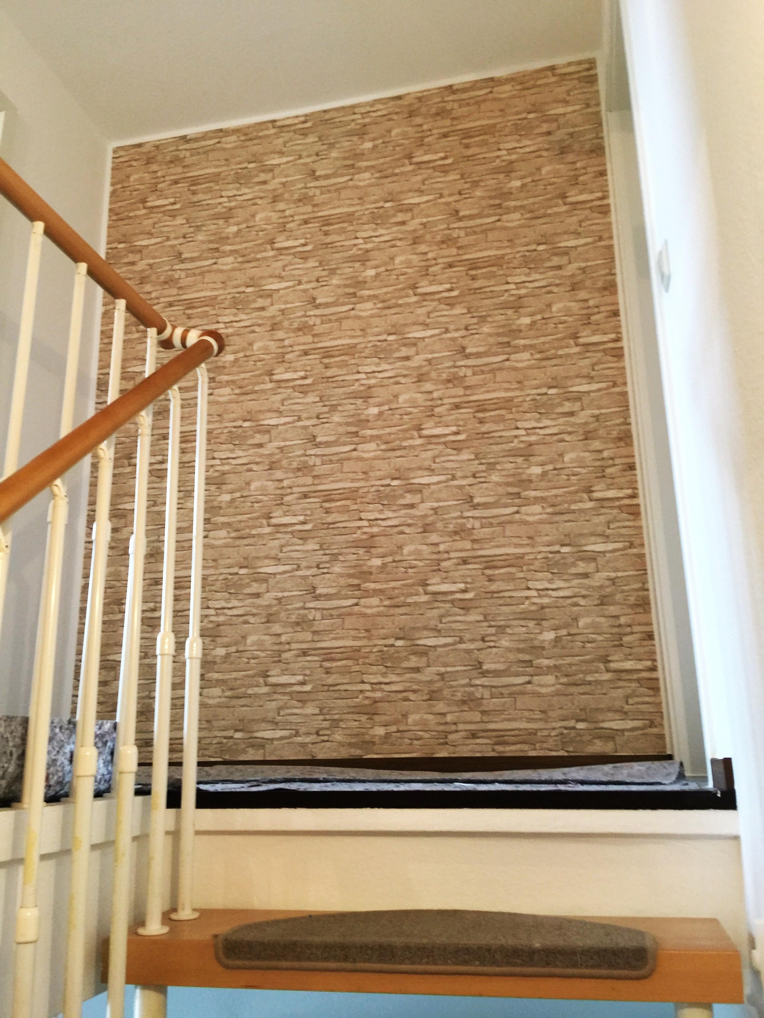 Ehrfürchtig Farbgestaltung Treppenhaus Einfamilienhaus Schema